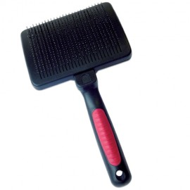 Idealdog Self-cleaning slicker brush Large