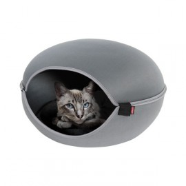 Dome for cat Louna Grey