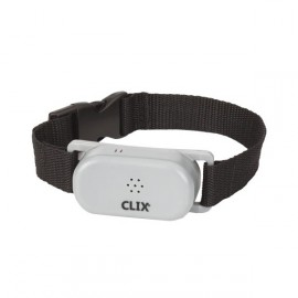 Clix no-bark collar small vibrate and sound