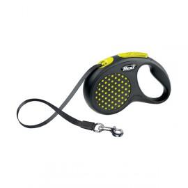 Flexi design tape yellow