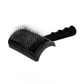 Idealdog Professional slicker brush medium - Black