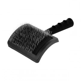Idealdog Professional slicker brush large- Black