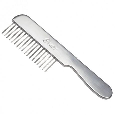 Oster heavy coat steel comb