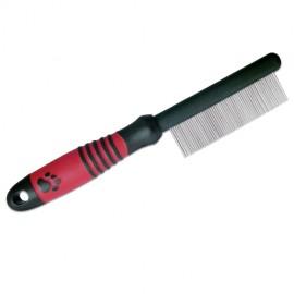 Idealdog extra thin ergonomic comb
