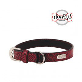 Collar dundee red