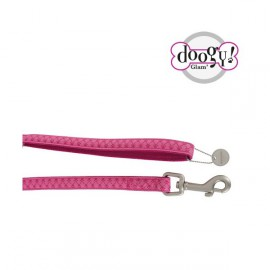 Leash Mcleather pink