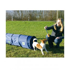 Agility tunnel pm nylon blue
