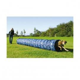 Agility tunnel gm nylon blue