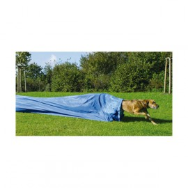 Agility tunnel gm soft nylon blue