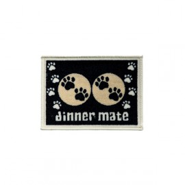 Mini dinner mate black