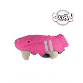 Doogy down jacket flashy pink