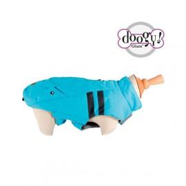 Doogy down jacket flashy blue