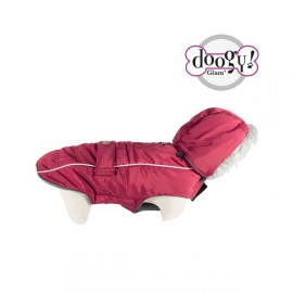 Doogy down jacket softy red