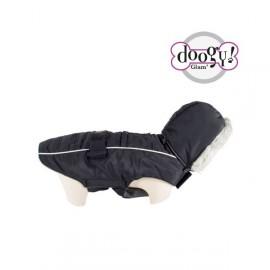 Doogy down jacket softy bulldog black