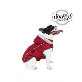 Doogy down jacket softy bulldog red