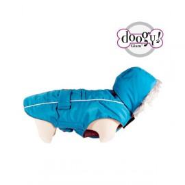Doogy down jacket softy bulldog blue