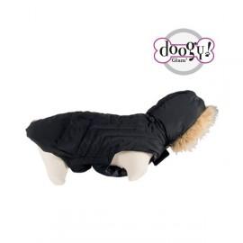 Doogy down jacket artic black