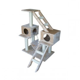 Pegasus cat tree cream