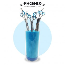 Scissors Holder Blue