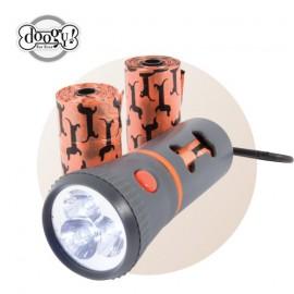 Bag Dispenser / Flashlight