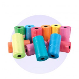 Multicolour Poop Bag