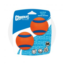 Lot of 2 Rubber Balls