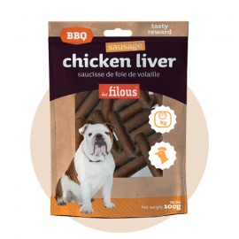 Poultry Liver Sausage