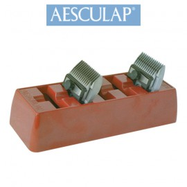 Box for 5 blades for Aesculap