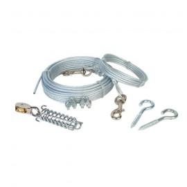 Fastening Cable 15 M Steel Inox