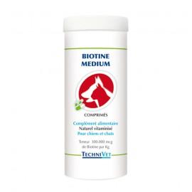 Medium Biotine