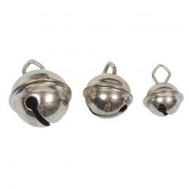 Nickel plated Bells