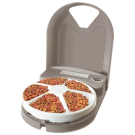 5 Meal Pet Feeder
