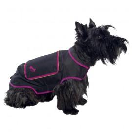 Raincoats Pocket System Black and Pink