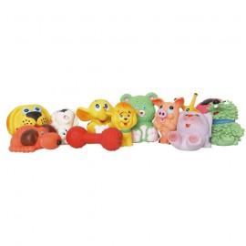 Set of 24 latex Toys Medium Size