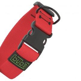 Adjustable Collars red