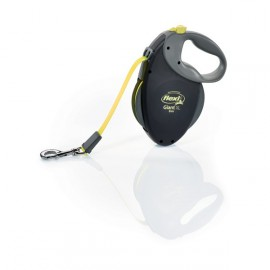 Flexi Giant neon 8 and 10 m leash