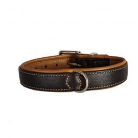 Leather Collar Black