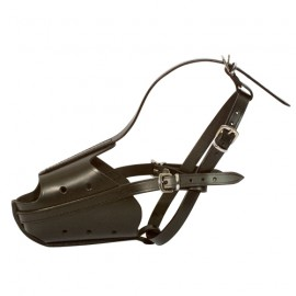 Leather Police Muzzles