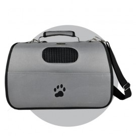 Doogy grey padded bag