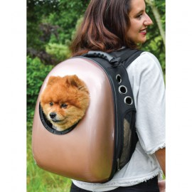 Doogy Pink Cosmonaute Backpack
