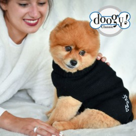Doogy Fun sweater - Black