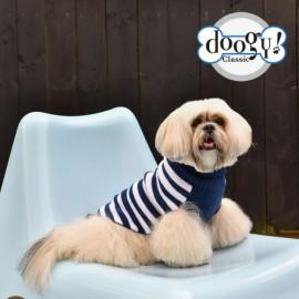 Doogy New Generation Fun sweater - Marine