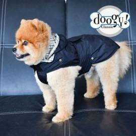 Doogy Tonga raincoat - Black