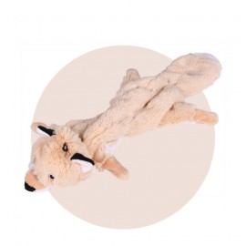 Dog plush - Flat Fox Sound