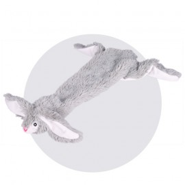 Dog plush - Sound Flat Rabbit