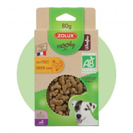 Organic Mooky Treats for dog