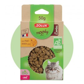 Organic Mooky Treats for cat