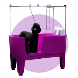 Phoenix Universal fix grooming bathtub