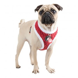 Puppia Red Harness