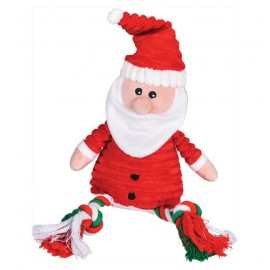 Santa Claus Sound Rope Plush
